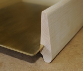 Maple tray moulding